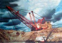 历史上曾经出现的超级电铲