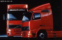 内饰风格最亮眼,沃尔沃最畅销的FH卡车推出25周年特别版车型