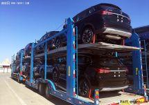 轿运车升级倒计时,老司机告诉你中置轴轿运车绝对够劲!
