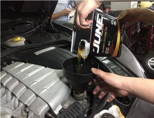 JUNE机油:涡轮增压发动机就用全合成机油