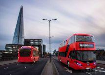 占到伦敦90%份额的比亚迪又喜提电动双层大巴订单