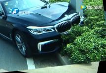 90多万的宝马没交付就被撞毁,中德宝4S店员:谁能保证开车不出事?
