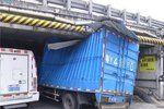 货车超高挂断电缆线被扣分罚款赔4万多