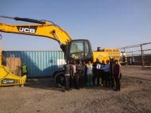 JCB肯尼亚铁路项目表彰当地优秀维修技工