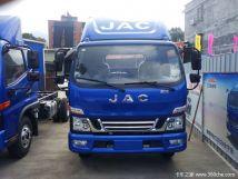 直降0.6万清远腾龙骏铃V6载货车促销中