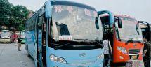 贵阳运管部门专项整治旅游客运市场秩序