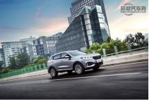 定义智能豪华SUVWEYVV6将于8月底上市