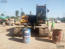 干不了就改装,三一SY205挖机开辟新功能,挖机改旋挖钻机