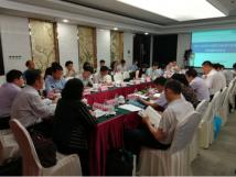 中国汽车动力电池产业创新联盟《2017-2018年中国动力电池产业发展年度报告》发布会暨产业发展研讨及分会工作讨论会在京召开