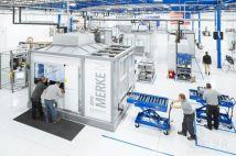 新款钛合金测试采用快速等离子沉积技术