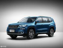 Jeep指挥官正式上市售25.98-31.58万元
