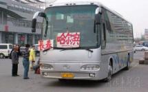 哈尔滨市长途及旅游客运车全部安装定位装置