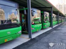 30辆客车1100公里路海格纯电公交拉练记