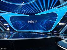 命名金菓首款SUV-SF5计划明年量产上市