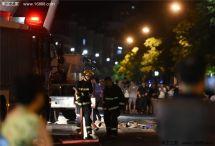 奔驰女司机闹市里狂飙120km/h,导致4死13伤!