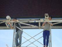 陕西超限检测站全面建成电子抓拍系统