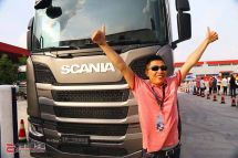 前两名都是德邦司机2018斯堪尼亚中国卡车驾驶员大赛圆满结束