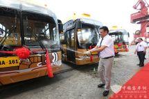 康明斯动力公交驶入世界海拔最高首都