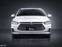 秦Pro燃油版官图发布将于9月5日预售