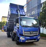 福田瑞沃ES高端6×2驱动旗舰版产品即将上市