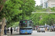 甘肃白银将采购100辆纯电动公交