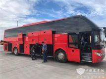 东风康明斯用动力品质驱动出口,中通客车远征俄罗斯