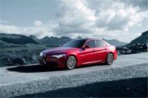 优雅镌刻于设计之美激情彰显于速度之巅阿尔法•罗密欧Giulia豪华运动轿车突破传统美学禁锢