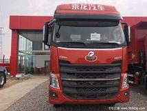 仅售39.8万550马力乘龙H7牵引车促销