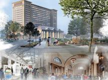 福特7.4亿翻新密歇根中央车站发展自动驾驶