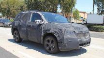 本田中型SUVPassport路试谍照曝光或于洛杉矶车展亮相