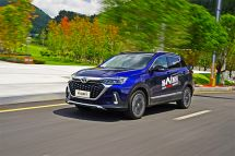 全新北汽绅宝X55:AI时代SUV,怎么说?