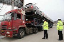 湖南东安县:至9月底严查超载超限货车