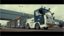 PSA集团和EasyMile在法国索肖工厂开展自动驾驶牵引车测试
