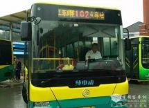 重庆:涪陵区纯电动公交将达到225辆