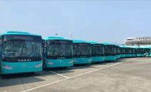 苍南:新能源纯电动公交车将投运