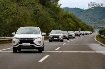 试驾广汽三菱全新SUV奕歌,新车将于11月上市!