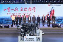新一代高性能柴油发动机东风DDi11下线