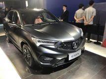 讴歌CDX特别版或于广州车展上市配备专属磨砂灰色车漆