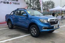 比SUV还霸气,郑州日产新款皮卡锐骐6上市时间10月24日