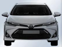 丰田全新卡罗拉广州车展亮相搭2种动力