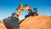 【凯斯机械】380C履带挖掘机,豪情梦想,矿山传奇