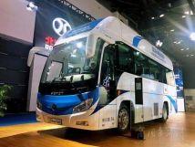 福田汽车集团亮相智能网联汽车大会智能绿色品质担当备受瞩目