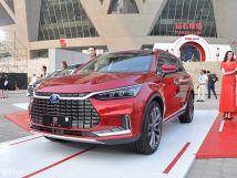 比亚迪全新唐EV将推三款车型有7座版本