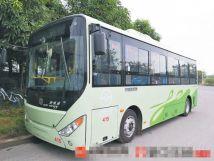 68辆新能源公交车将亮相玉林运营线路待定