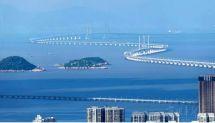 港珠澳大桥建设玉柴船动创多项世界级工程奇迹
