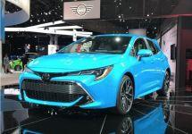 2019新款一汽丰田卡罗拉最新图片和消息:广州车展全球首发明年上市