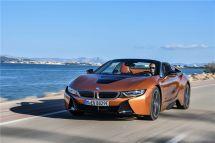 创新BMWi8敞篷跑车将在广州车展接受预定