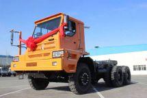 北奔重汽90吨宽体自卸车转产成功