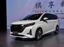再添猛将,广汽传祺全新MPV——GM6