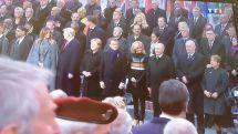 一战停战100周年,宇通客车载60多国领导人参加法国纪念仪式